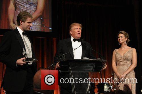 Eric Trump, Donald Trump and Ivanka Trump 1