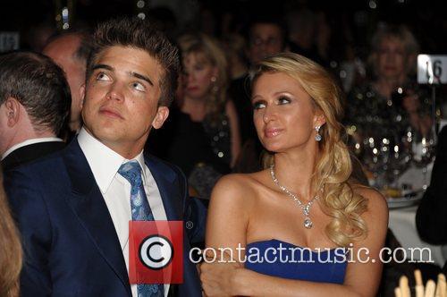 River Viiperi and Paris Hilton 1