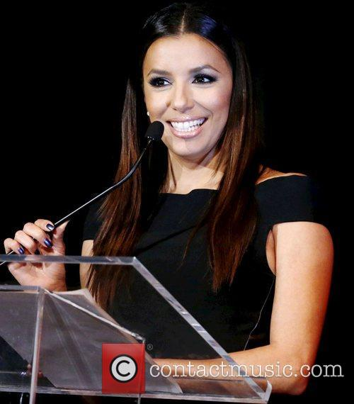 eva longoria at the fourth annual latino 4166219