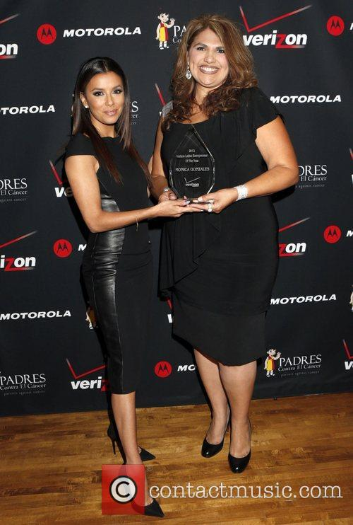 Eva Longoria, Monica Gonzales and Aldabella Scarpa 6