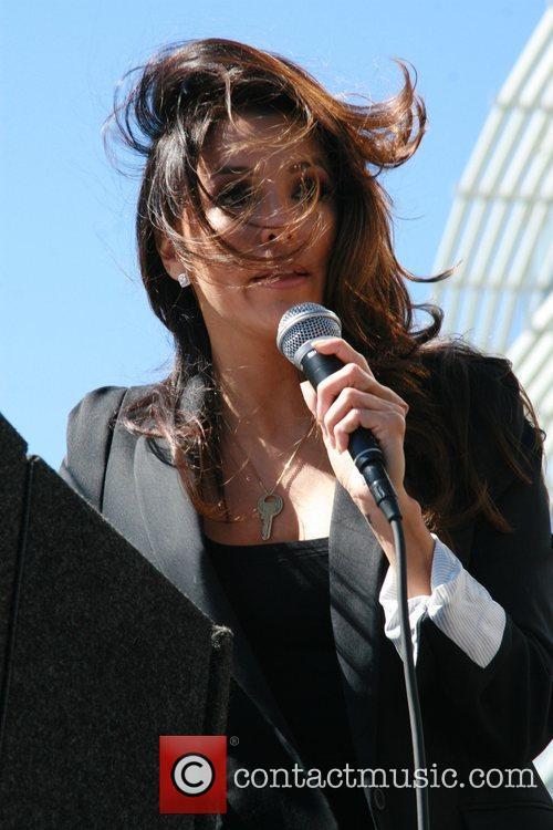 Eva Longoria, University, Las Vegas and Obama 13