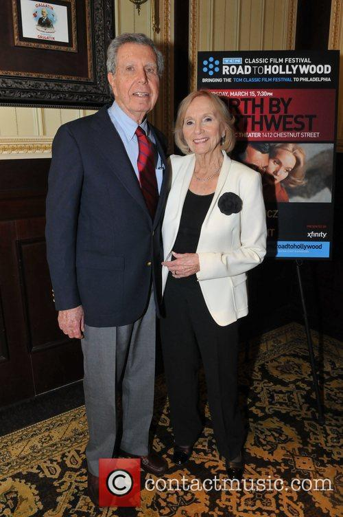 Jefferey Hayden and Eva Marie Saint appearing at...