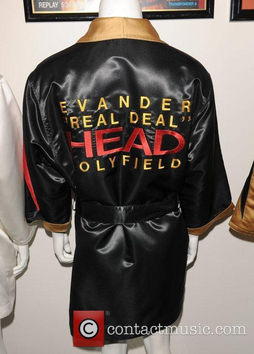 Evander Holyfield's official 50th birthday celebration and auction...