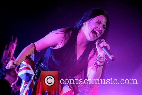 Amy Lee and Wembley Arena 2