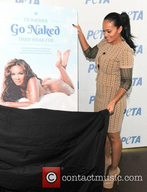 Basketball Wives, Evelyn Lozada, I'd Rather Go Naked, Than Wear Fur and Bob Barker Building 3