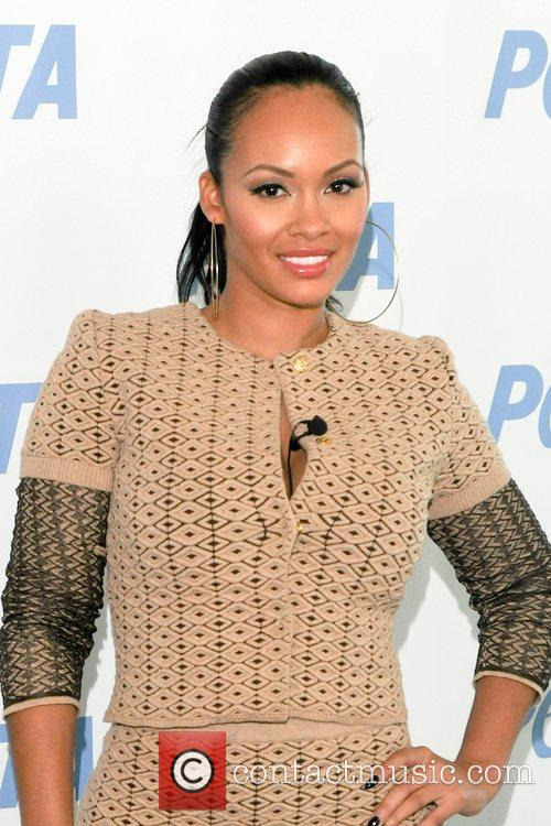 Basketball Wives, Evelyn Lozada, I'd Rather Go Naked, Than Wear Fur and Bob Barker Building 6