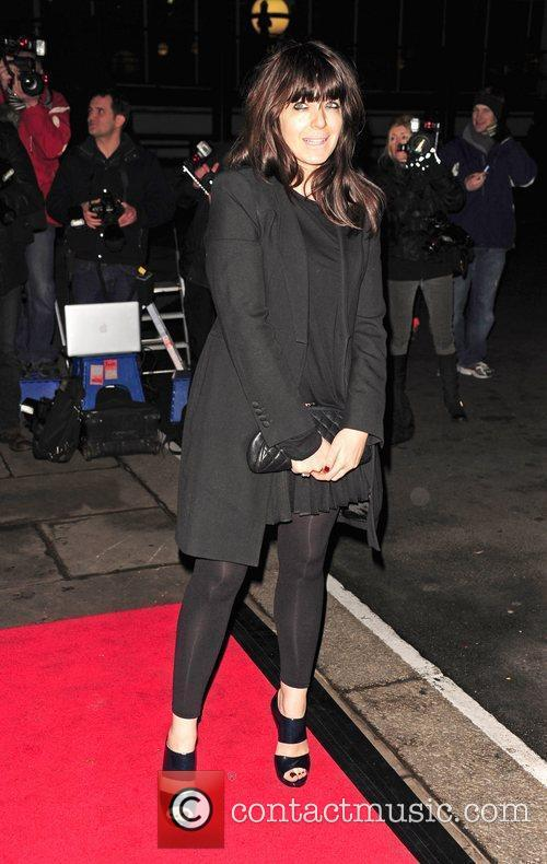 Claudia Winkleman 2012 London Evening Standard British Film...