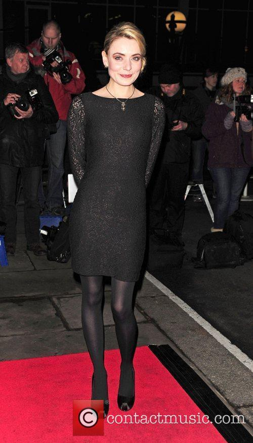 Guest 2012 London Evening Standard British Film Awards...