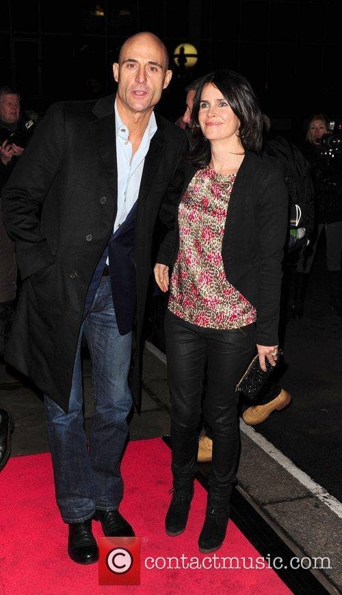 Mark Strong  2012 London Evening Standard British...