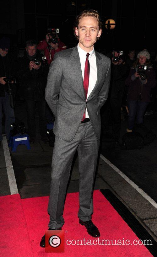 Tom Hiddleston  2012 London Evening Standard British...