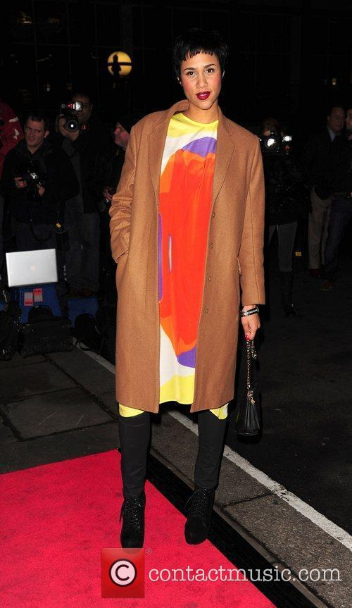 Zawe Ashton 2012 London Evening Standard British Film...