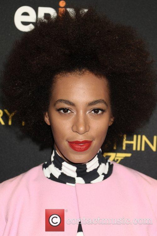 Solange Knowles  Everything or Nothing:The Untold Story...