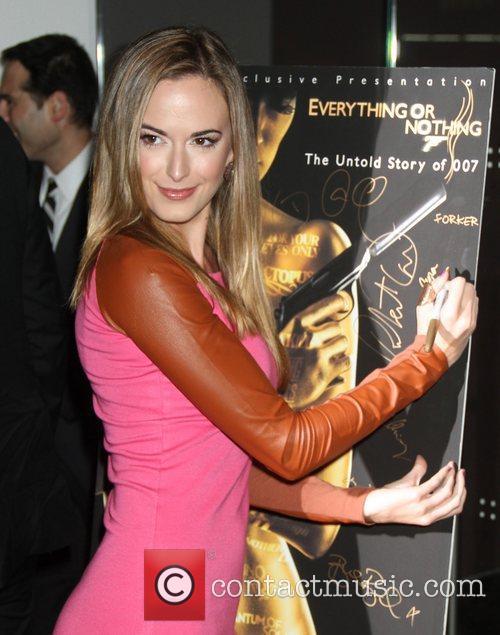 Jena Sims  attends EPIX And VANITY FAIR...