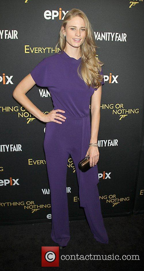Julie Henderson attends EPIX And VANITY FAIR present...