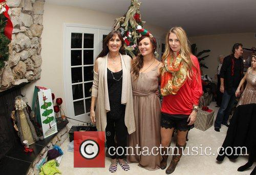 Pam Evigan , Briana Evigan, Vanessa Evigan The...