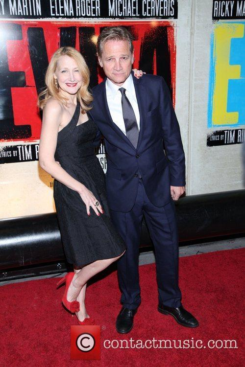 Patricia Clarkson and Campbell Scott 1