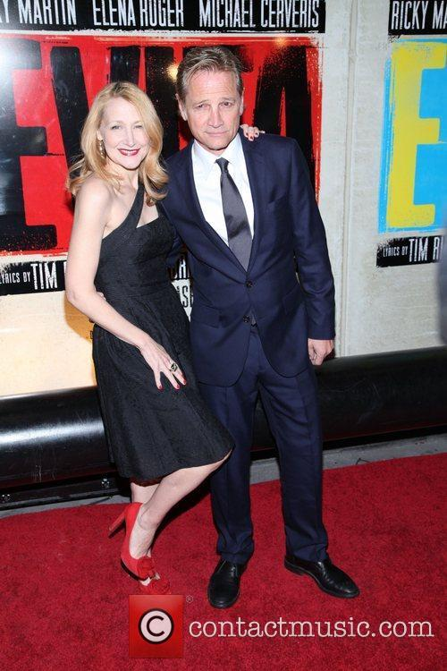 Patricia Clarkson and Campbell Scott 2