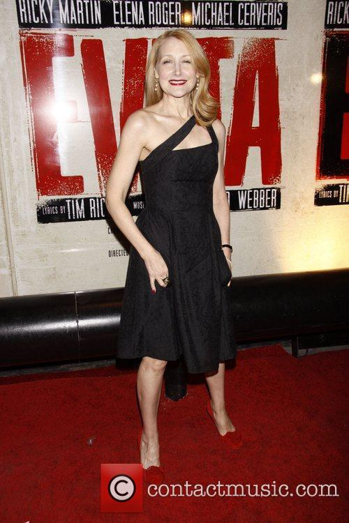 patricia clarkson broadway opening night of evita 3815734