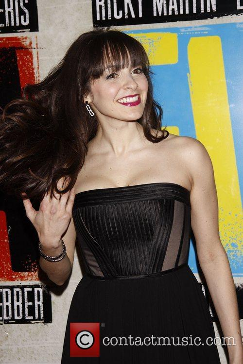 Christina DeCicco  Broadway opening night after party...
