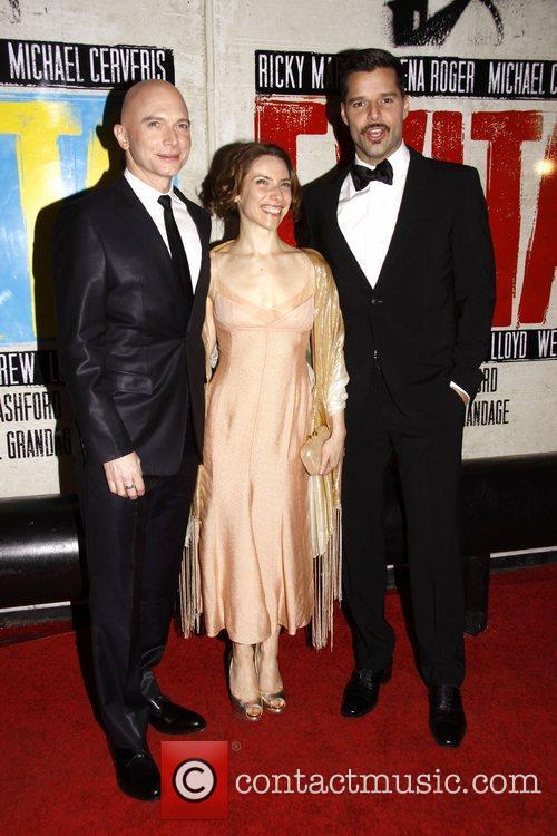 michael cerveris elena roger and ricky martin 3816019