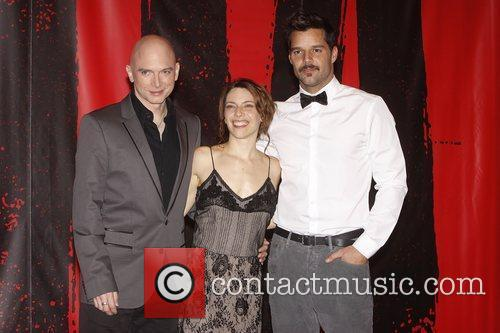 Michael Cerveris and Ricky Martin 3