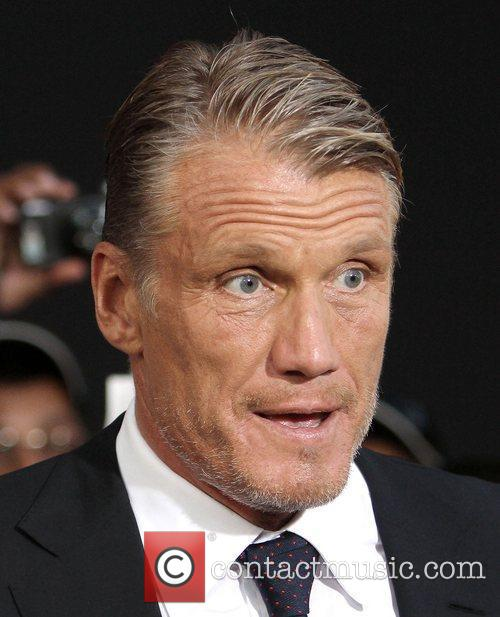 Dolph Lundgren  at the Los Angeles Premiere...