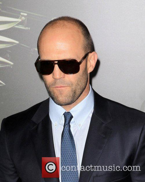 Jason Statham  at the Los Angeles Premiere...