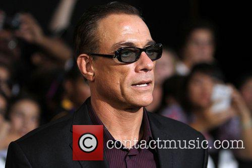 Jean-Claude Van Damme  at the Los Angeles...