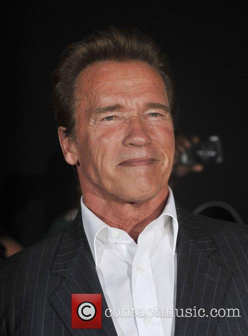Arnold Schwarzenegger The Los Angeles Premiere of The...