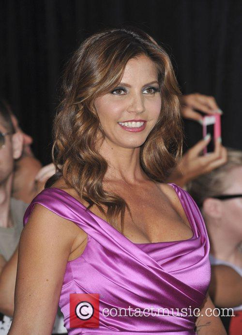 Charisma Carpenter  The Los Angeles Premiere of...