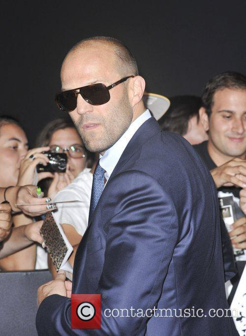 Jason Statham  The Los Angeles Premiere of...