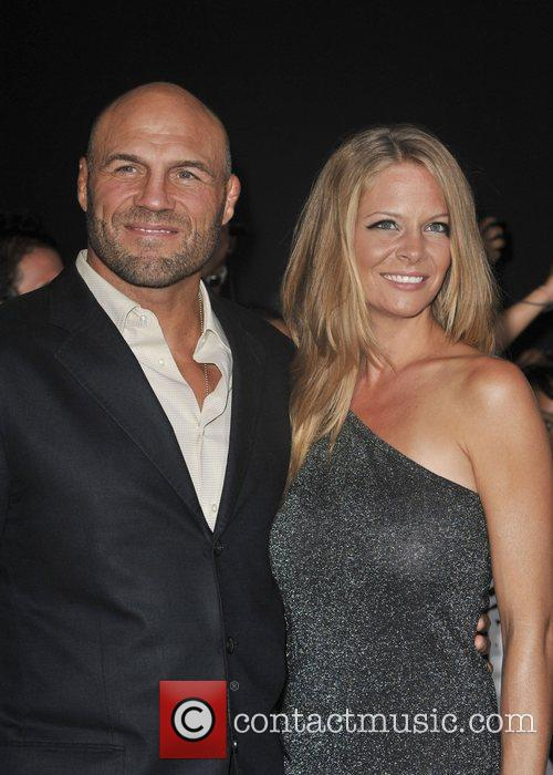 Randy Couture and Anne-Marie Stanley The Los Angeles...