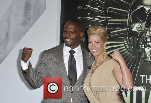 Rebecca King-Crews, Terry Crews  The Los Angeles...