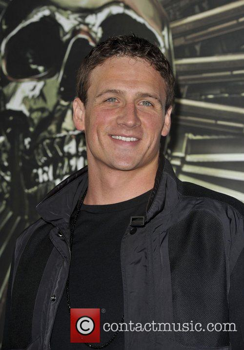 Ryan Lochte  The Los Angeles Premiere of...