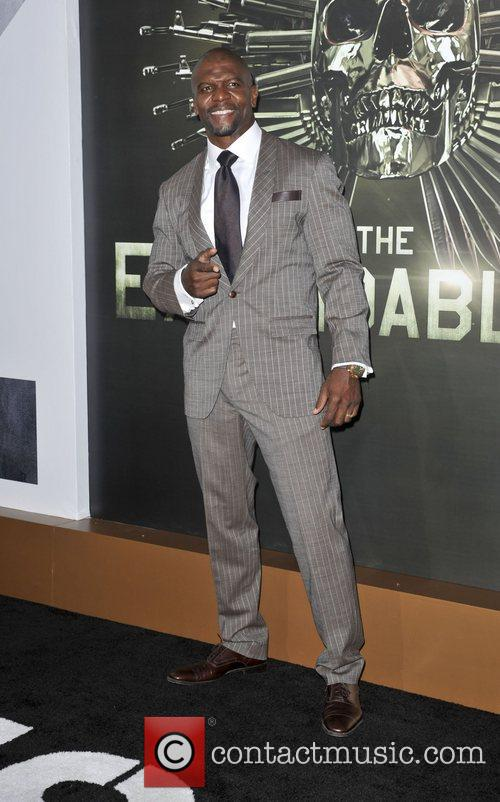 Terry Crews  The Los Angeles Premiere of...
