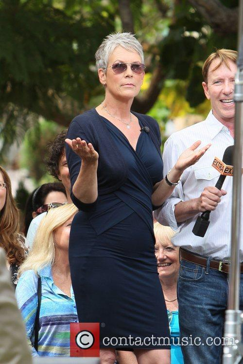 Jamie Lee Curtis and Mario Lopez 19