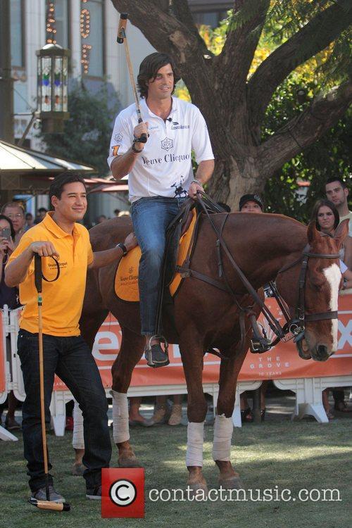 Polo, Nacho Figueras and Mario Lopez 1
