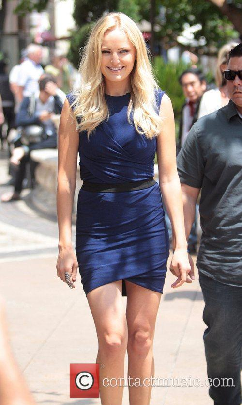 malin akerman celebrities at the grove to 5858591