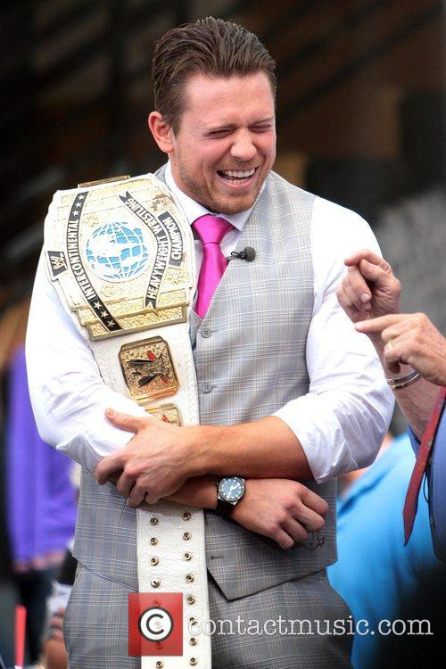 The Miz and Mike Mizanin 10
