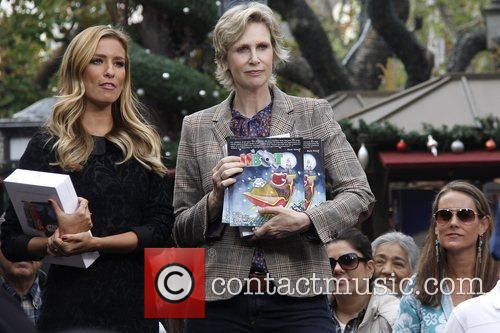 Jane Lynch and Renee Bargh 2