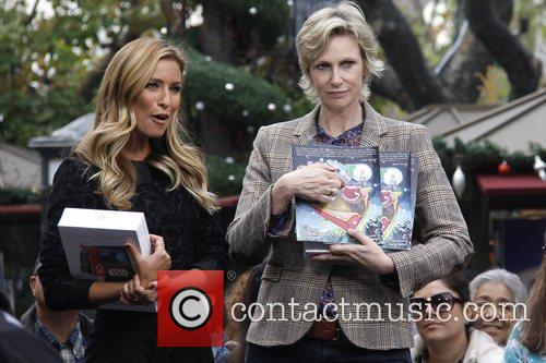 Jane Lynch and Renee Bargh 5