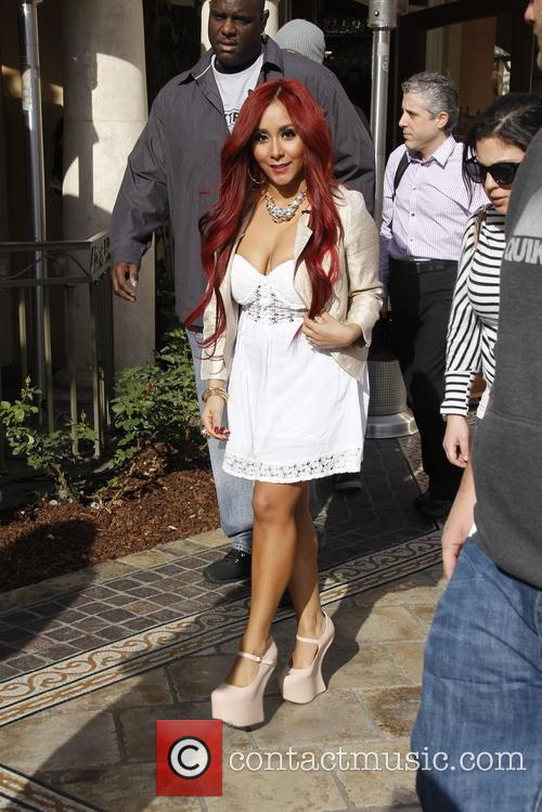 Snooki and Nicole Polizzi 1