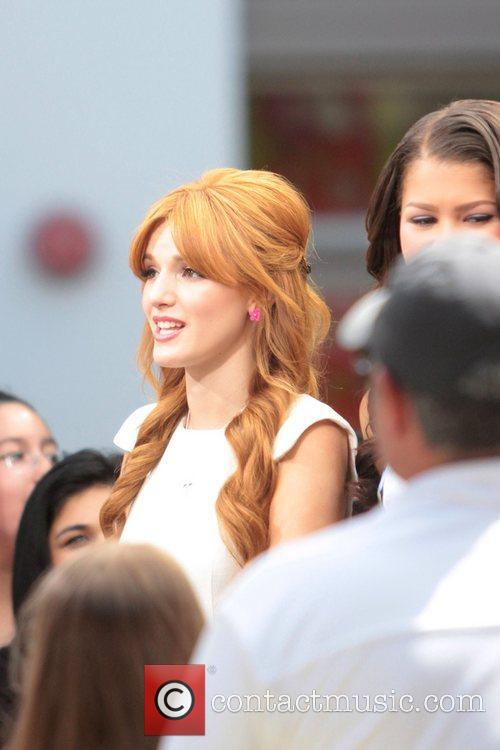 Bella Thorne Celebrities at The Grove to appear...