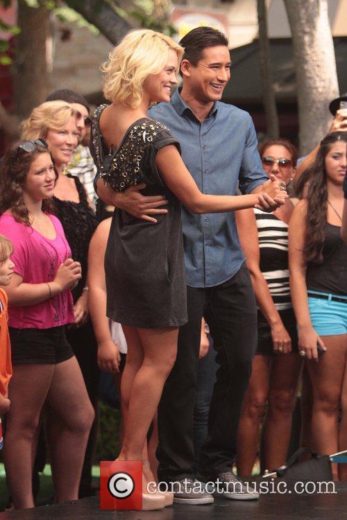Dancing With The Stars and Peta Murgatroyd 2