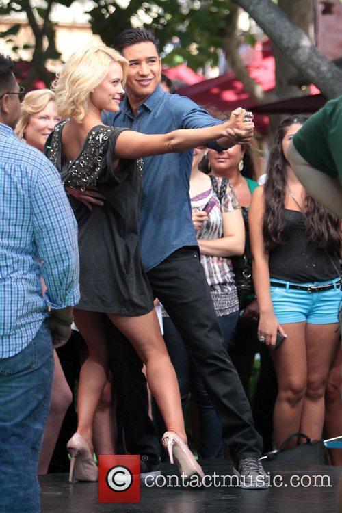 Dancing With The Stars and Peta Murgatroyd 9