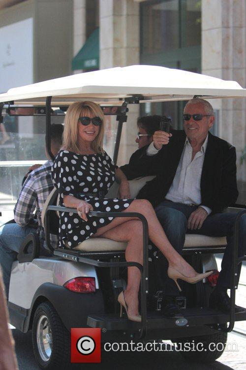 Suzanne Somers and Alan Hamel 2