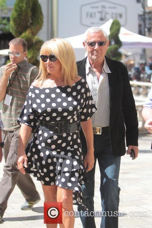 Suzanne Somers and Alan Hamel 5