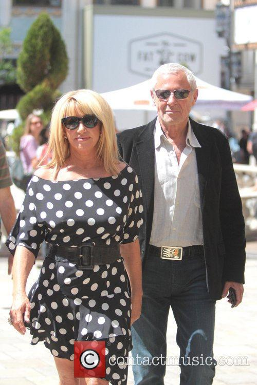 Suzanne Somers and Alan Hamel 6
