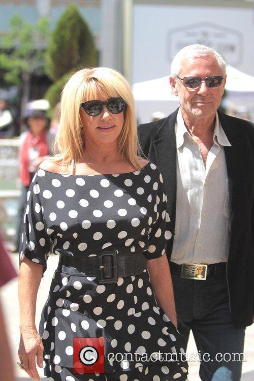 Suzanne Somers and Alan Hamel 7