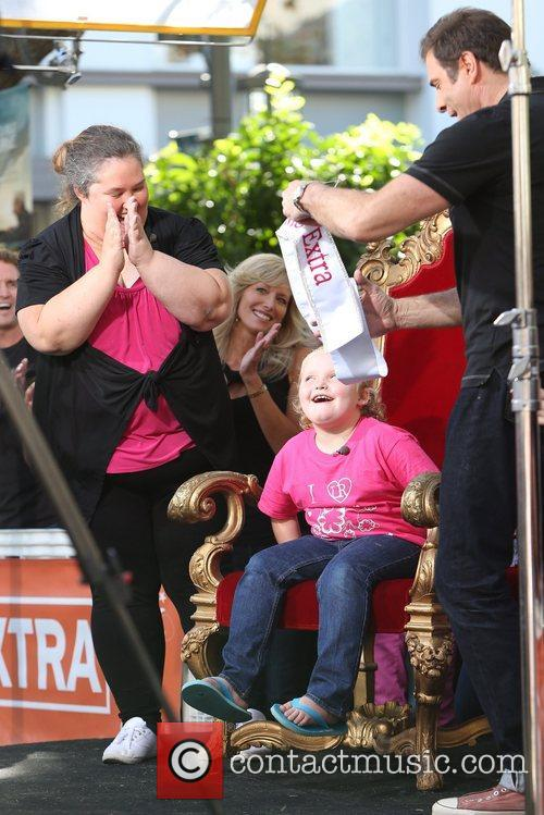 Here Comes Honey Boo, Boo, Alana Thompson and Mama June 13